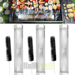 12 bbq grill smoker tube barbecue wood