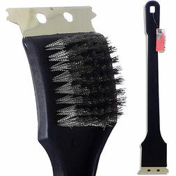 18 long handle barbeque bbq grill brush