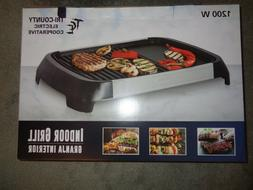 Brentwood Appliances TS-641 Indoor Electric Grill / Griddle