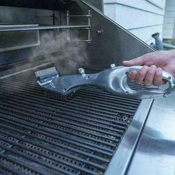barbecue Grill Daddy Steam Cleaning Barbeque Grill Brush For