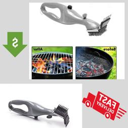 Barbecue Grill Steam Brush Cleaner Power Kitchen Outdoor Vap