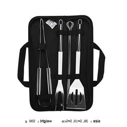 barbecue tool set stainless steel grill fork