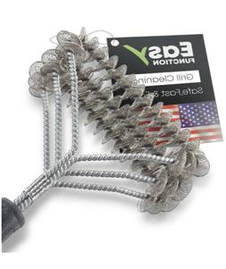 BBQ Brush & Grill Cleaner Best Barbecue Brush and Scraper