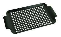 BBQ Tray Non-Stick Grilling Meat Vegetables Seafood ~ New
