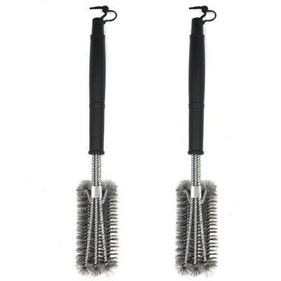 2pcs grill cleaning brush barbecue brushes bbq