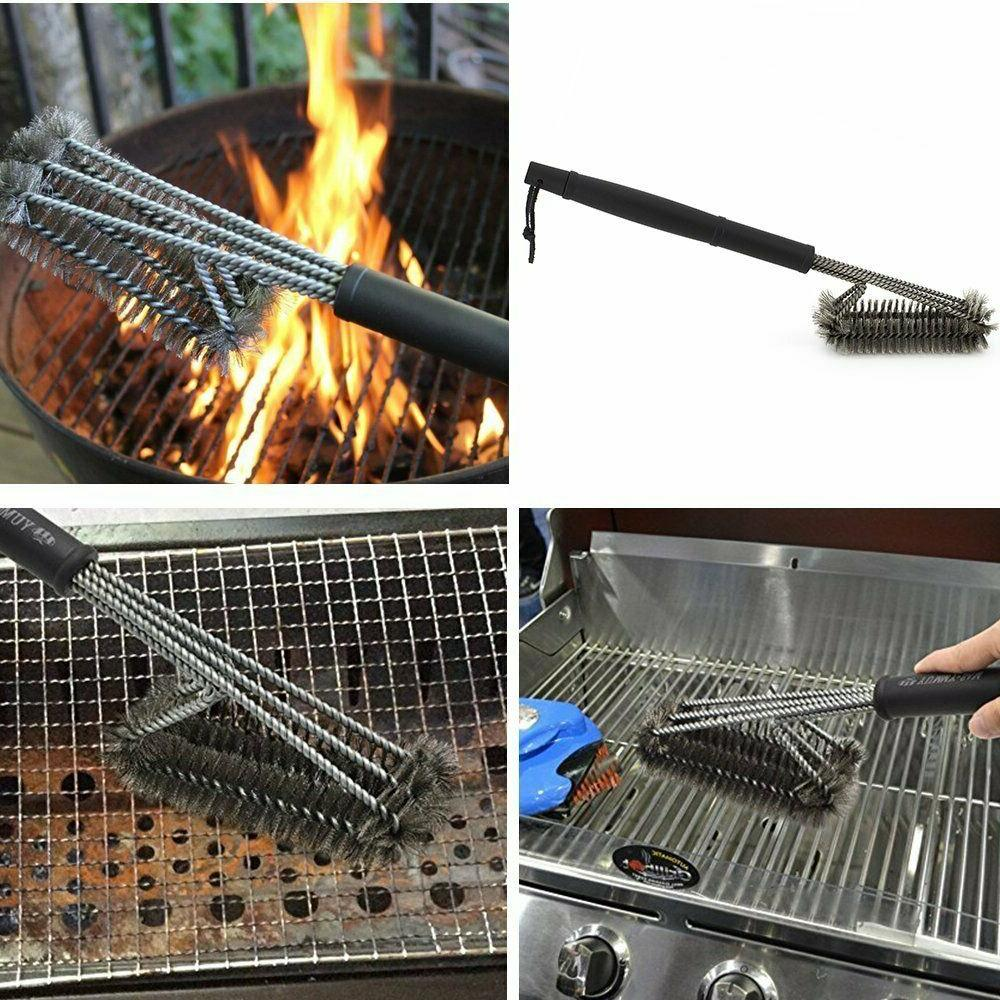 BBQ Grill Grate Cleaner for