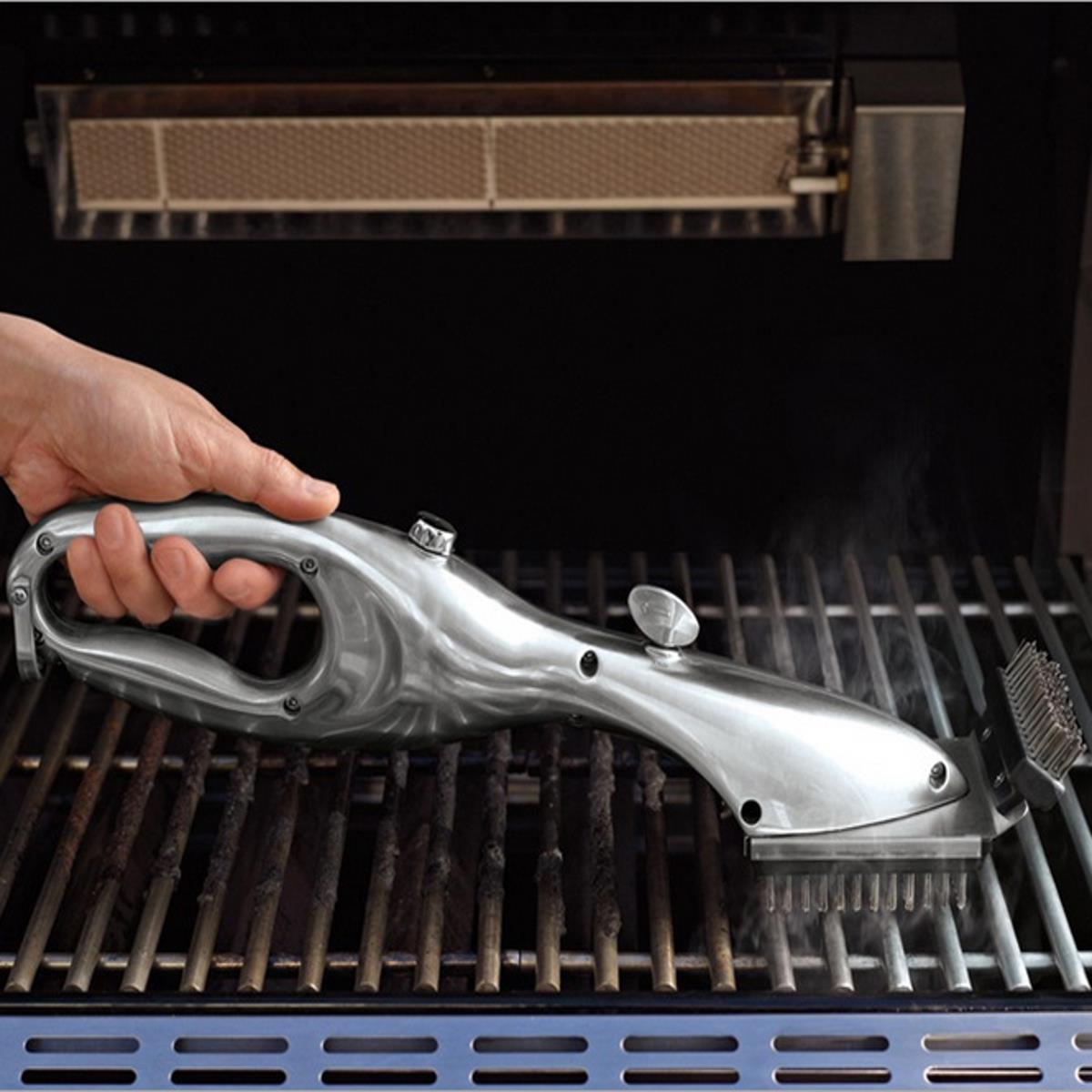 brush cleaner barbecue tool cleaning brushes grill