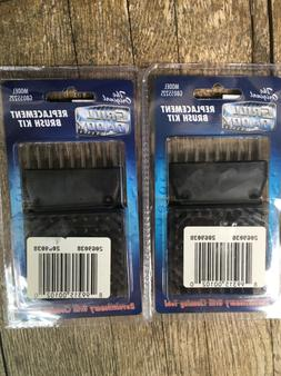 LOT OF 2 |  NEW Original Grill Daddy Replacement Brush Model