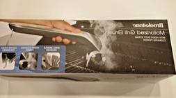 Motorized Grill Brush with Heavy-Duty Steam Cleaning Power